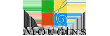 logo client ville mougins couleur