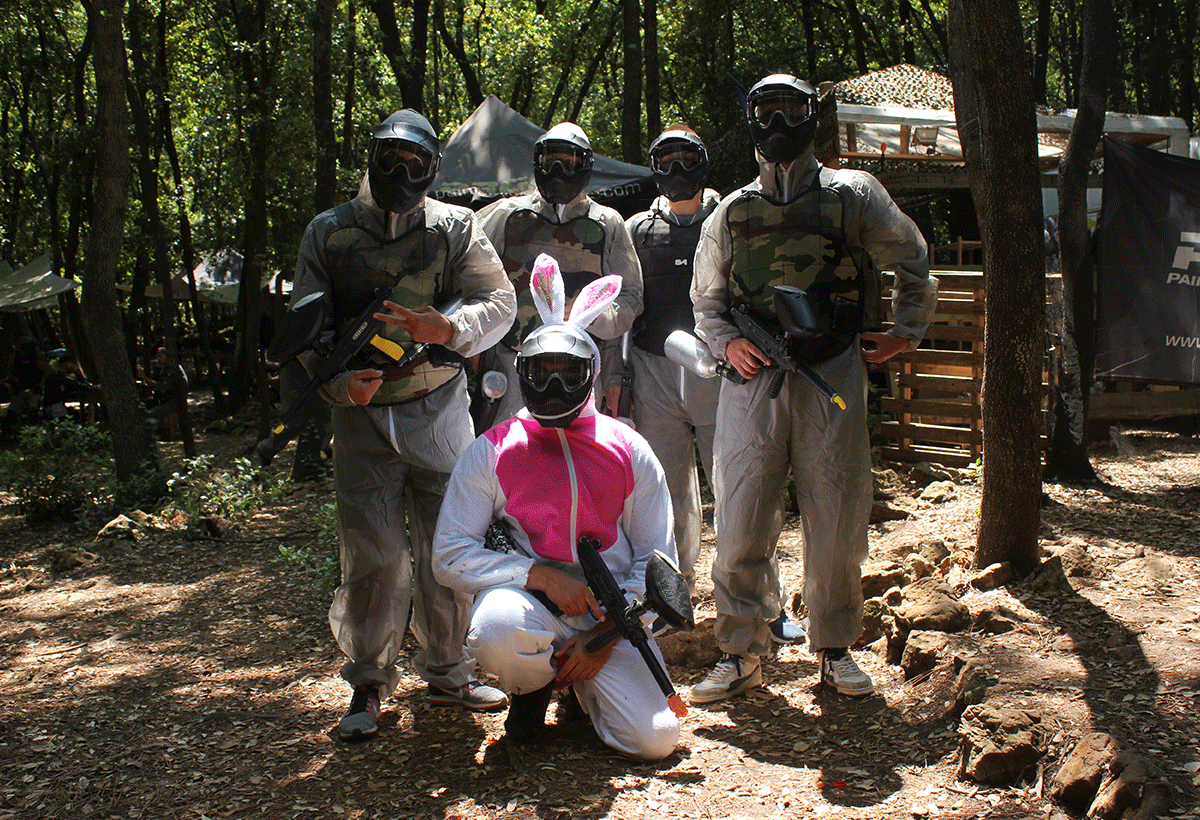 paintball nice tarifs adultes